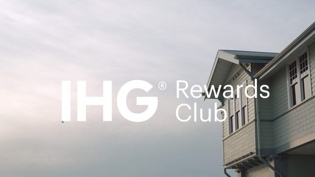IHG // Travel Firsts