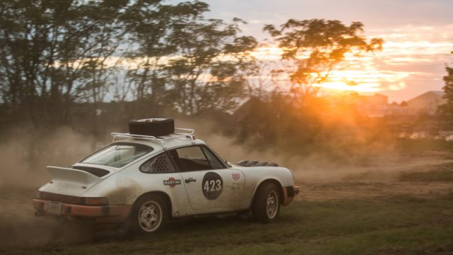 Slideways // Porsche Safari
