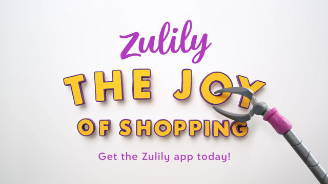 Zulily // The Joy of Shopping