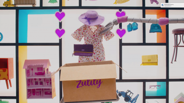 Zulily // Fun and Addictive